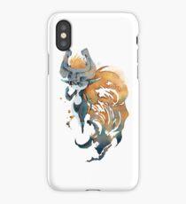 Midna Watercolor Design iPhone Case