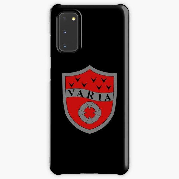 Varia Symbol Samsung Galaxy Snap Case