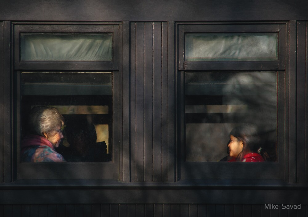 Children - Generations by Mike  Savad