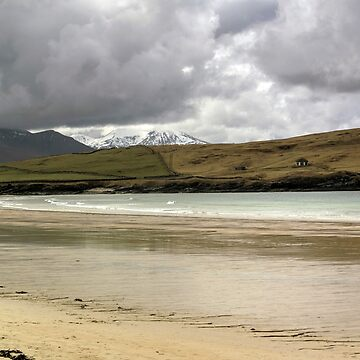 Balnakeil Bay in April by VoluntaryRanger