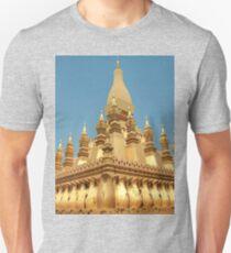 a sprawling Laos landscape Unisex T-Shirt