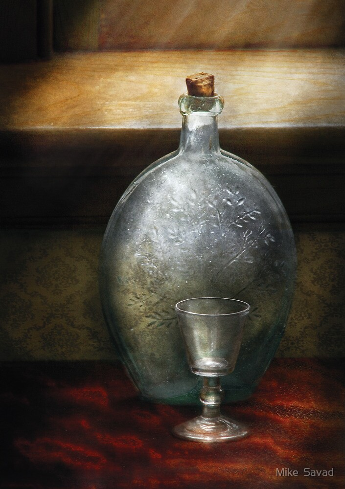 Bar - The Flask and the Glass by Michael Savad
