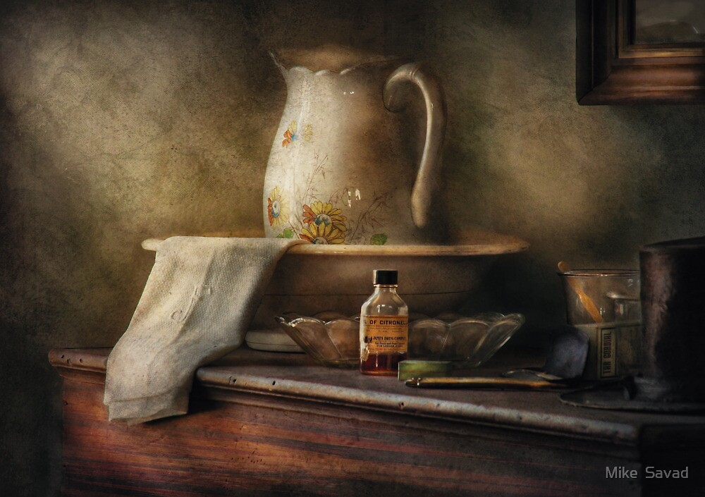 Nostalgia - The Water Pitcher by Michael Savad