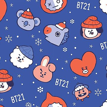 BT21 Let It Snow by ZeroKara