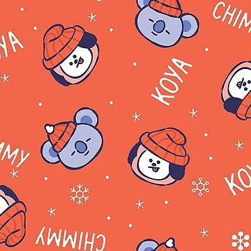 BT21 Let It Snow - Koya + Chimmy by ZeroKara