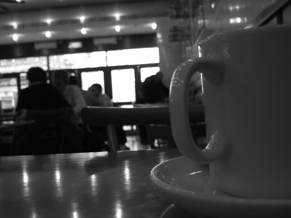 the corner cafe - lambeth by kenkrash