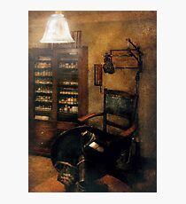 Optometrist - The  Optometrists Office Photographic Print