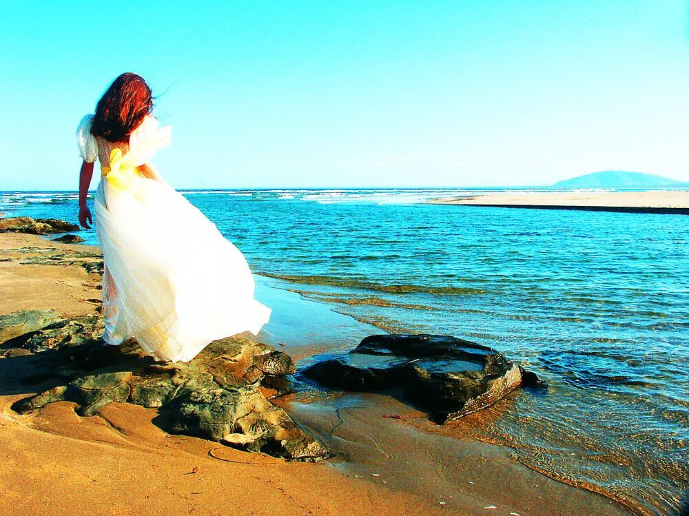 Beachside Wanderings by Karin Ward