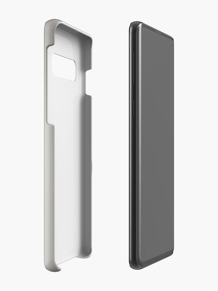 Vista alternativa de Fundas y vinilos para Samsung Galaxy Grifo que gotea