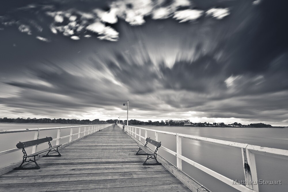 As The Shadows Follow The Sunset by Matthew Stewart