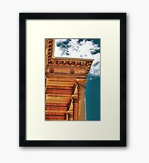 Historic Framed Print