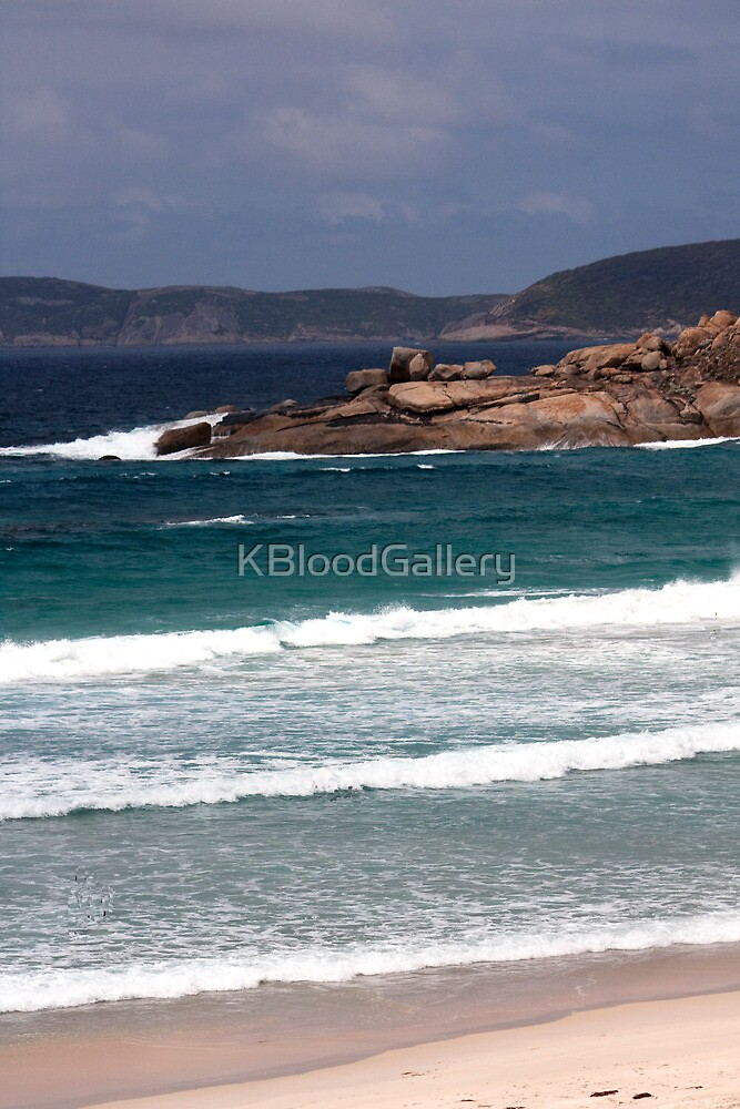 Nanarup Beach, Albany WA by KBloodGallery
