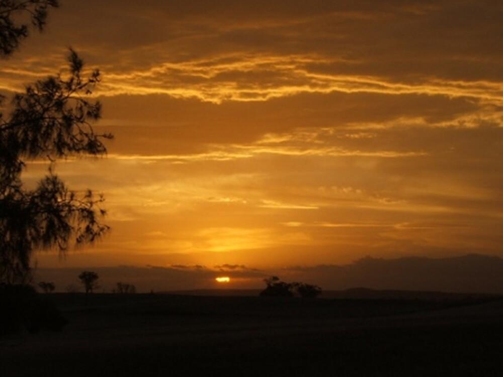 Australian Sunset.1 by shaldema1