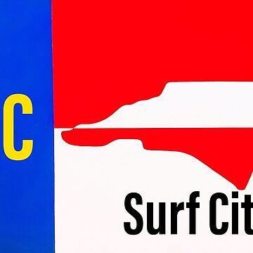 Surf City NC by barryknauff