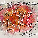 Happy New Year All Bubblers! by Chris Baker