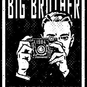 BIG BROTHER IS WATCHING by Calgacus