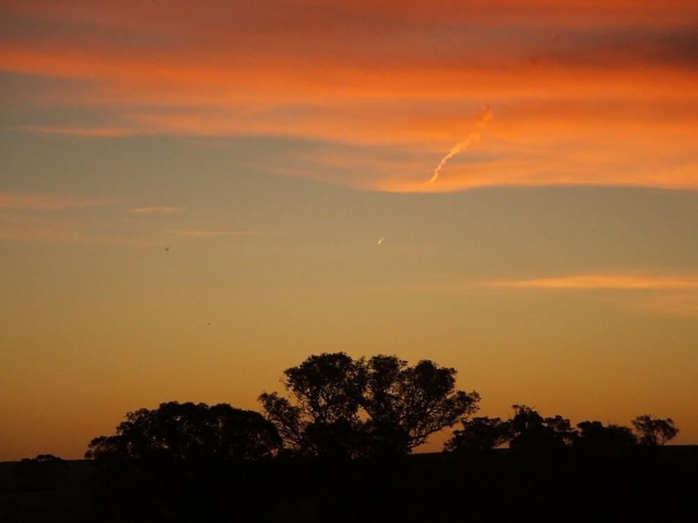 Australian Sunset.10 by shaldema1