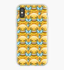 Laughing Emoji iPhone Case