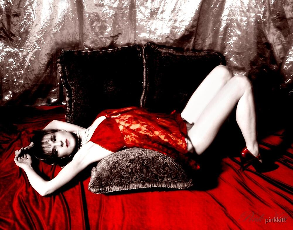 lay back and enjoy by pinkkitt