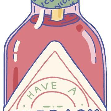 Terapia de salsa picante de LauraOConnor