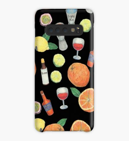 Partytime_black Case/Skin for Samsung Galaxy