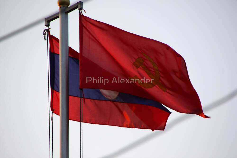 Lao communism by Philip Alexander
