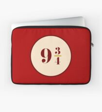 Platform 9 3/4 Laptop Sleeve