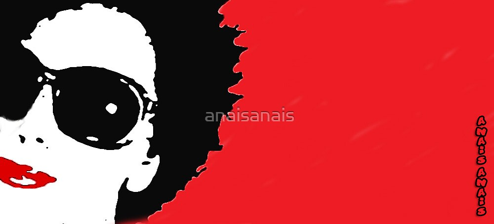 Red anais by anaisanais
