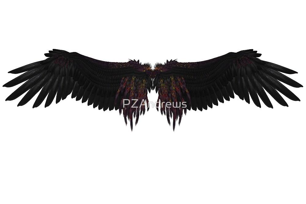 Black Winged by PZAndrews