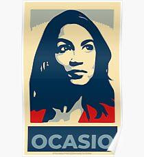 Alexandria Ocasio Cortez Poster