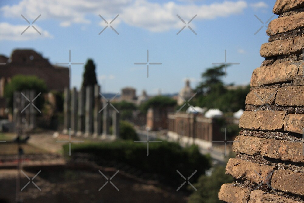 Rome Ruins by JHMimaging