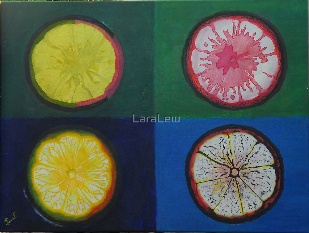4 Lemmons by LaraLew