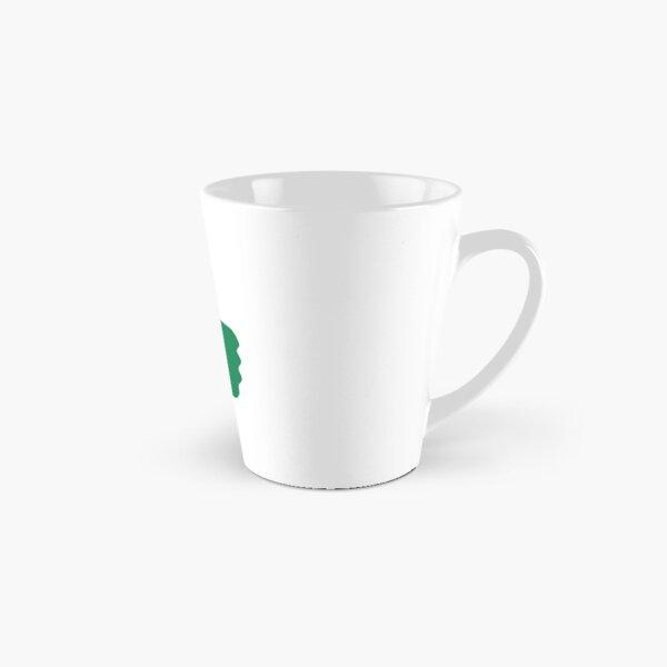Flag Thumb of Nigeria Tall Mug