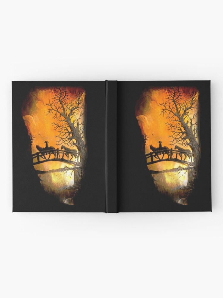 Alternate view of Art at Sustag, Ecuador II Hardcover Journal