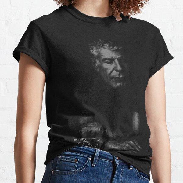 Memory of bourdain Classic T-Shirt