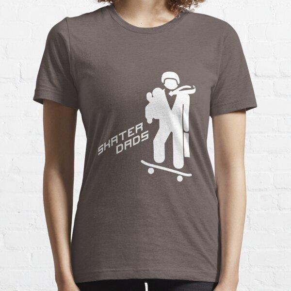 Skater dads - White Essential T-Shirt