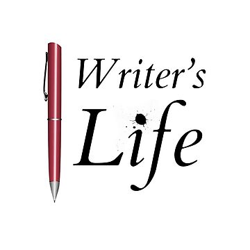 A Writer's Life by JDJDesign