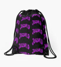 Juice WRLD Dripping Logo Drawstring Bag