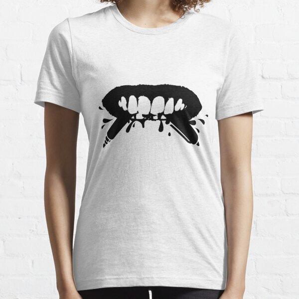 Sketch block - Black Essential T-Shirt