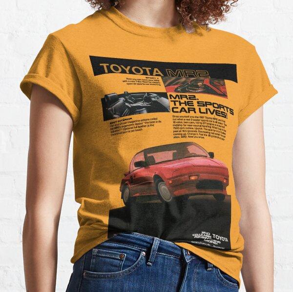 TOYOTA MR2 AW11 Classic T-Shirt