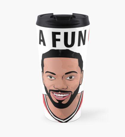 I'm a fun guy! [Kawhi Edition] Travel Mug