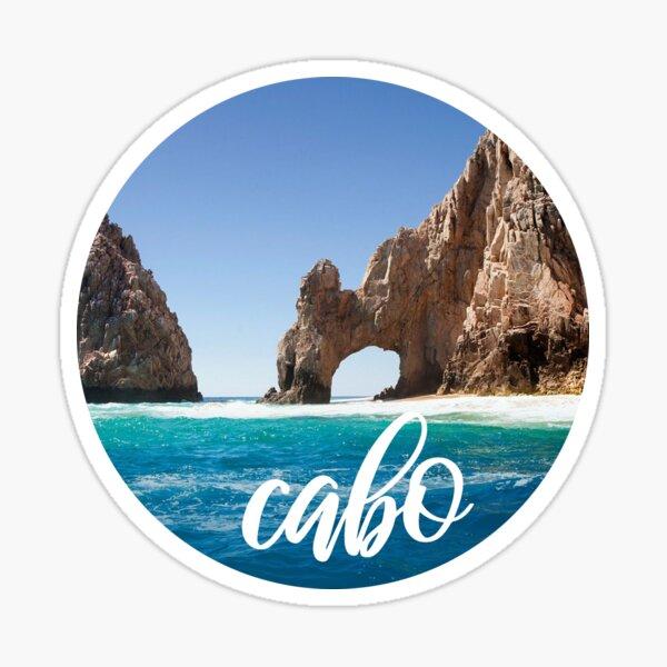 Cabo Sticker
