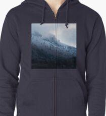 Première neige en Chartreuse Veste zippée à capuche