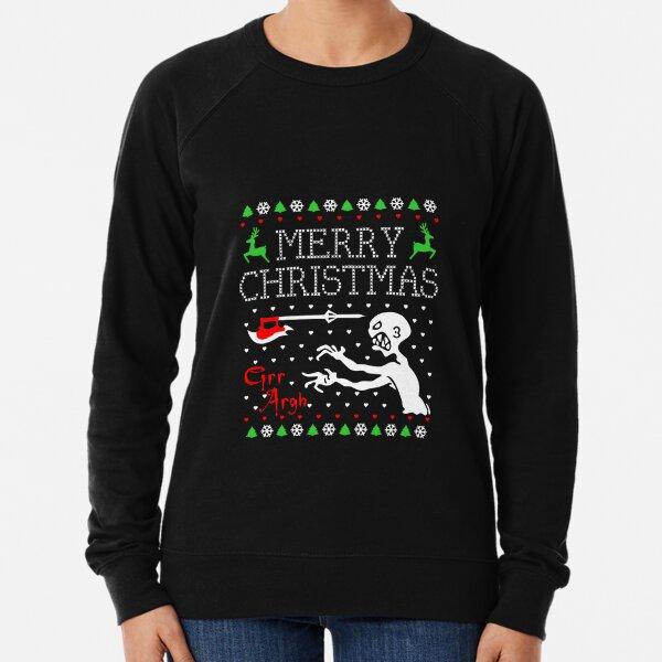 buffy christmas Lightweight Sweatshirt