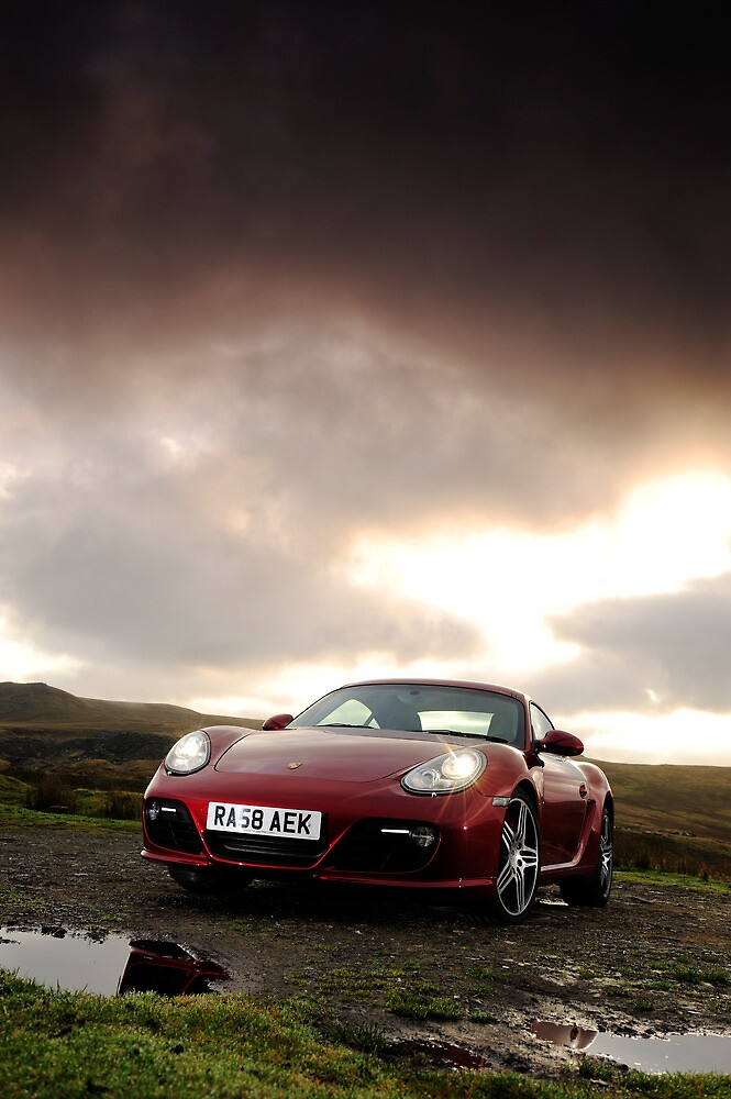Moody Sky and Cayman S .... by M-Pics