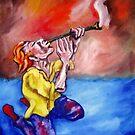 SMOKIN' JAZZ by IRENE NOWICKI