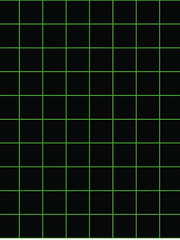 Grid Black/Apple by jacqs