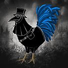 Plague Rooster by dahlymama