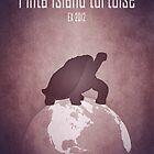 Pinta Island tortoise/Giant turtle - extinct animals by Moira Risen