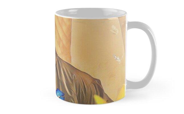 Jason Statham Classic Mugs